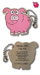 Penelope The Pig Cache Buddy